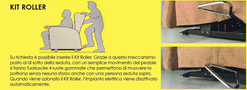 Materassi Somma - poltrone relax benessere - Nola, Napoli - Poltrone